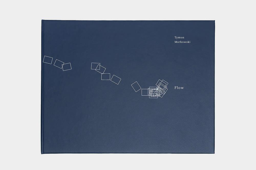 Tymon Markowski Flow photography book cover